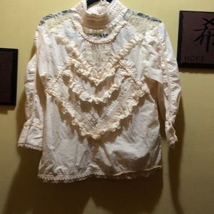 Victorian Style Blouse